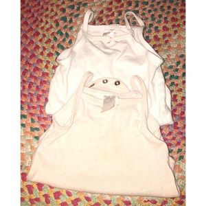 •H&M onesies•